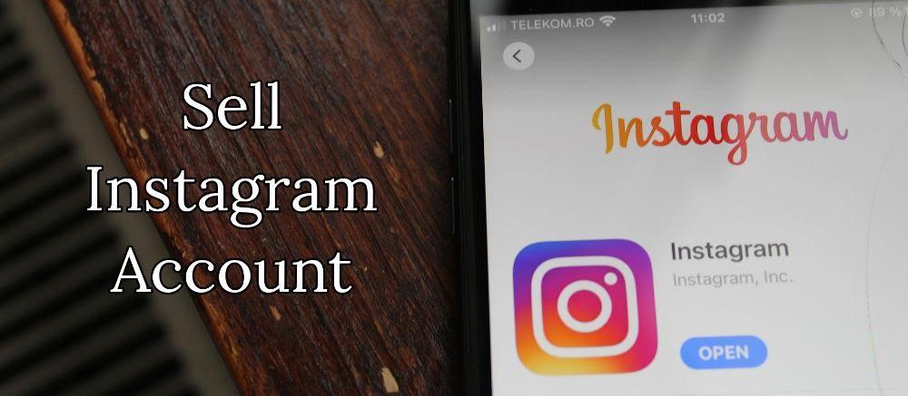 Instagram Account बेचे